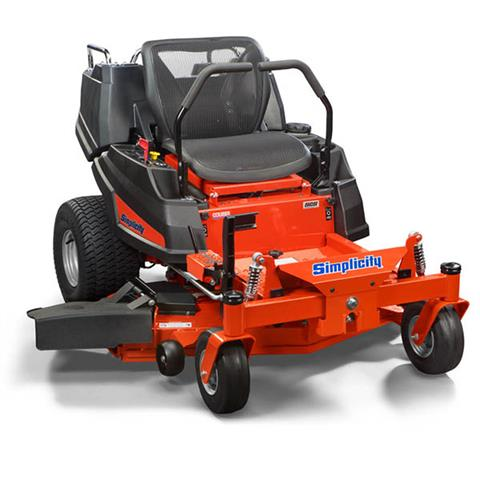 2018 Simplicity Courier 44 in. Briggs & Stratton V-Twin 23 hp in Jackson, Missouri