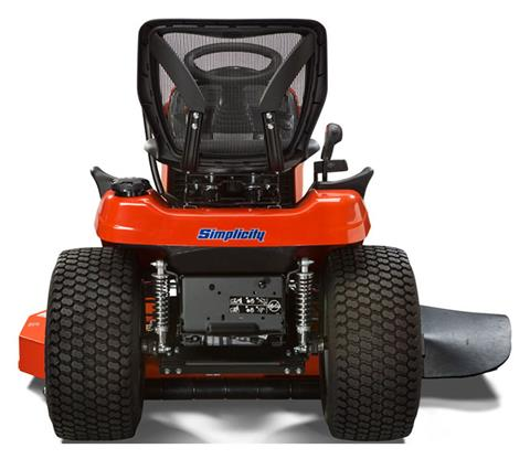 2019 Simplicity Broadmoor 52 in. Briggs & Stratton 25 hp in Independence, Iowa - Photo 3