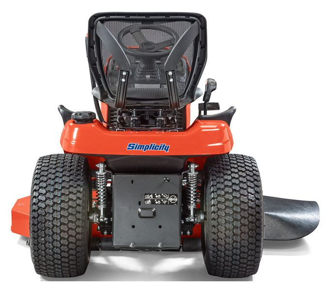 2019 Simplicity Conquest 52 in. Briggs & Stratton 25 hp in Independence, Iowa - Photo 4