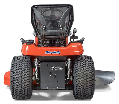 2019 Simplicity Prestige 50 in. Briggs & Stratton w/ EFM 27 hp in Independence, Iowa - Photo 4