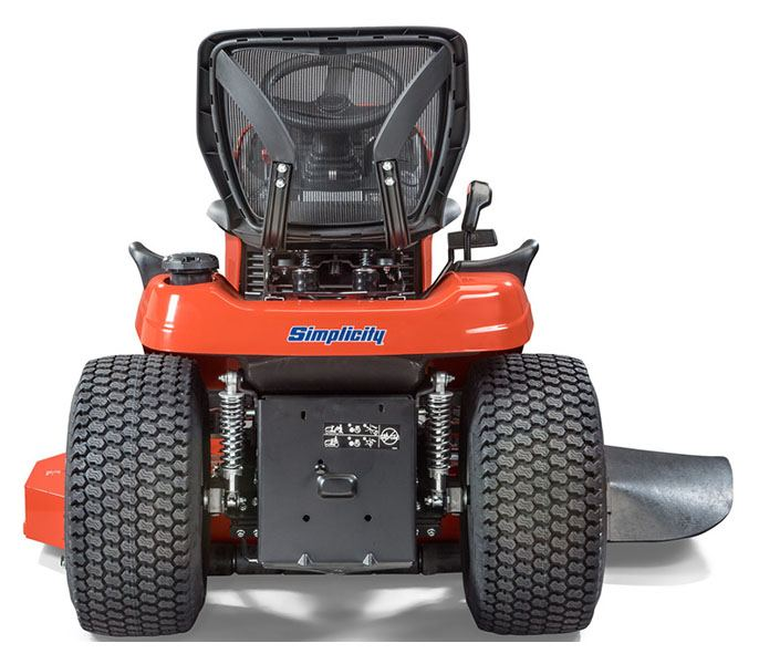 2019 Simplicity Prestige 52 in. Briggs & Stratton w/ EFI 27 hp in Independence, Iowa - Photo 4