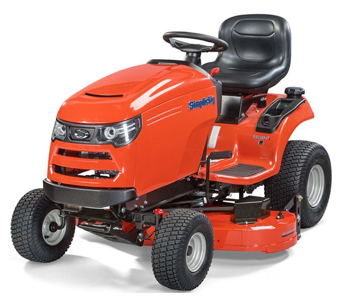 2019 Simplicity Regent 48 in. Briggs & Stratton 25 hp in Independence, Iowa - Photo 2