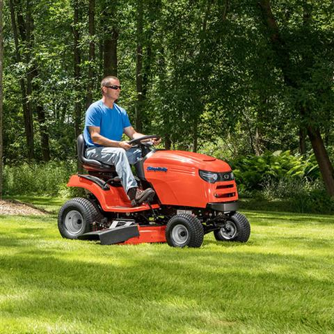 2019 Simplicity Regent 48 in. Briggs & Stratton 25 hp Rear Suspension in Lafayette, Indiana - Photo 5