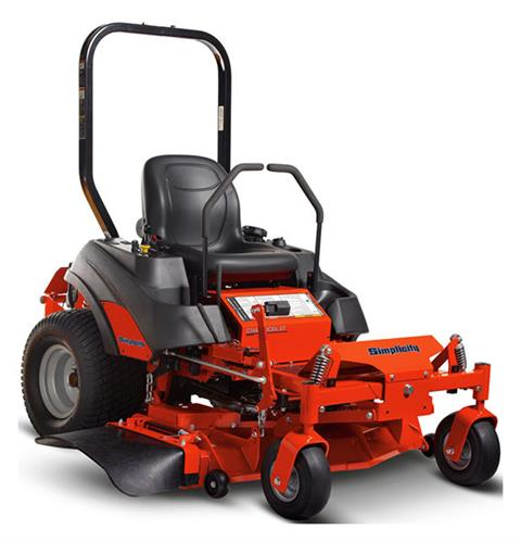 2019 Simplicity Champion XT 25/48 in. Zero Turn Mower in Lafayette, Indiana