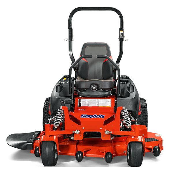 2019 Simplicity Cobalt 28/61 in. Zero Turn Mower in Fond Du Lac, Wisconsin - Photo 4