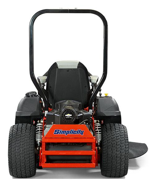 2019 Simplicity Contender 25/61 in. Zero Turn Mower in Lafayette, Indiana - Photo 4
