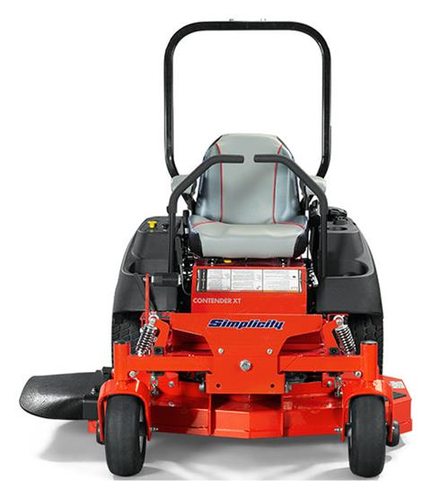 2019 Simplicity Contender 25/61 in. Zero Turn Mower in Lafayette, Indiana - Photo 5