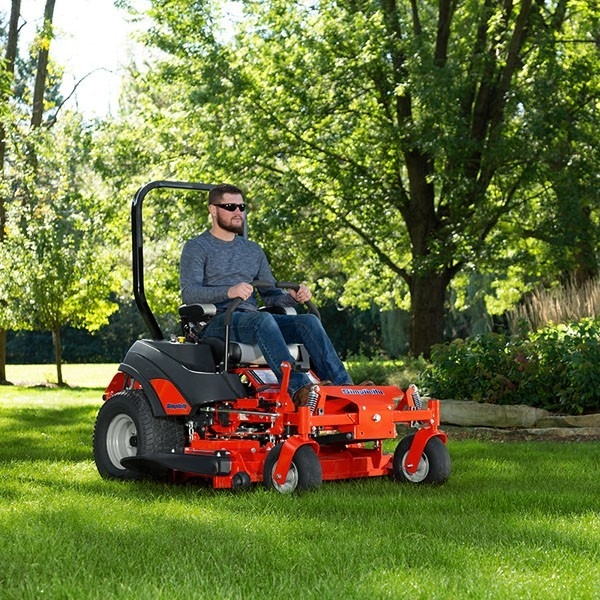 2019 Simplicity Contender 25/61 in. Zero Turn Mower in Lafayette, Indiana - Photo 6