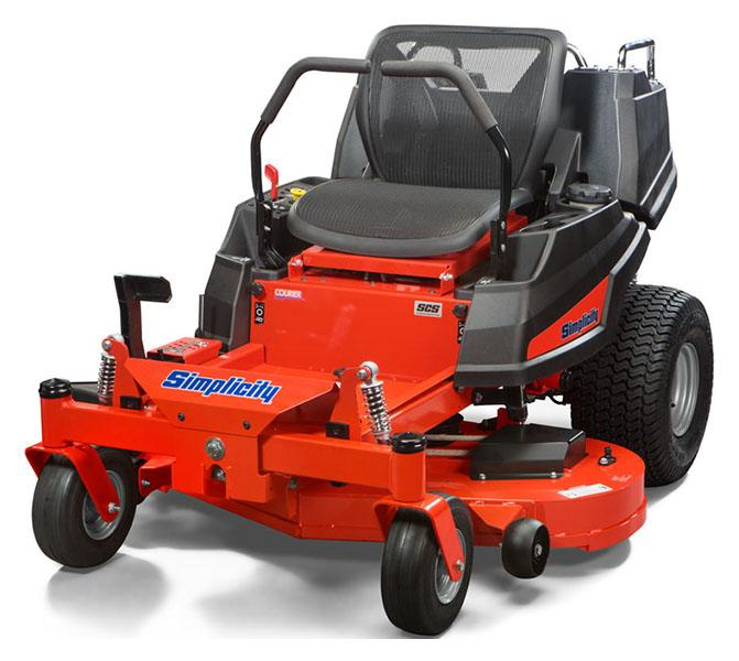 2019 Simplicity Courier 48 in. Briggs & Stratton 23 hp in Evansville, Indiana - Photo 9