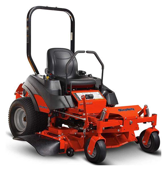 2020 Simplicity Champion XT 48 in. Briggs & Stratton 25 hp in Lafayette, Indiana