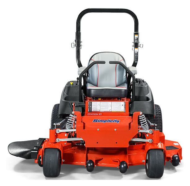2020 Simplicity Citation XT 61 in. Briggs & Stratton 27 hp in Lafayette, Indiana - Photo 4