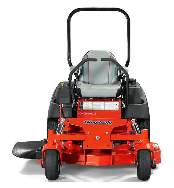 2020 Simplicity Contender 52 in. Briggs & Stratton 25 hp in Evansville, Indiana - Photo 4