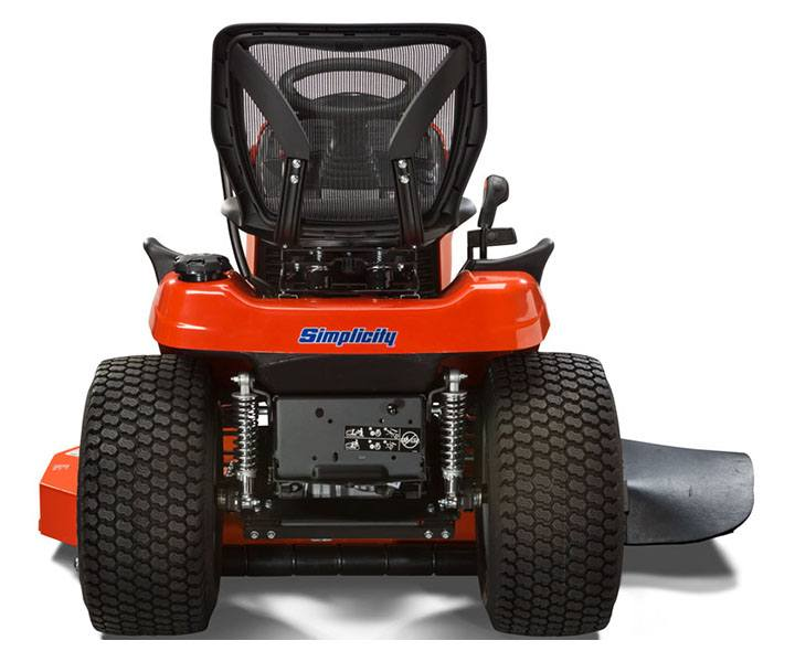 2020 Simplicity Broadmoor 50 in. Briggs & Stratton 25 hp in Rice Lake, Wisconsin - Photo 4