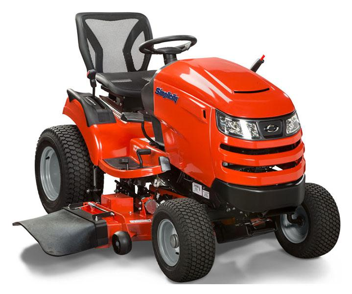 2020 Simplicity Broadmoor 52 in. Briggs & Stratton 25 hp in Lafayette, Indiana - Photo 1