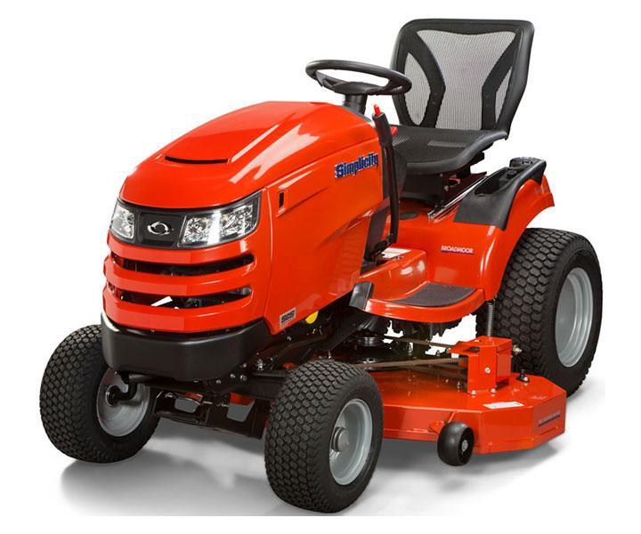 2020 Simplicity Broadmoor 52 in. Briggs & Stratton 25 hp in Lafayette, Indiana - Photo 2