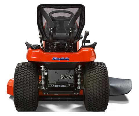 2020 Simplicity Broadmoor 52 in. Briggs & Stratton 25 hp in Lafayette, Indiana - Photo 4