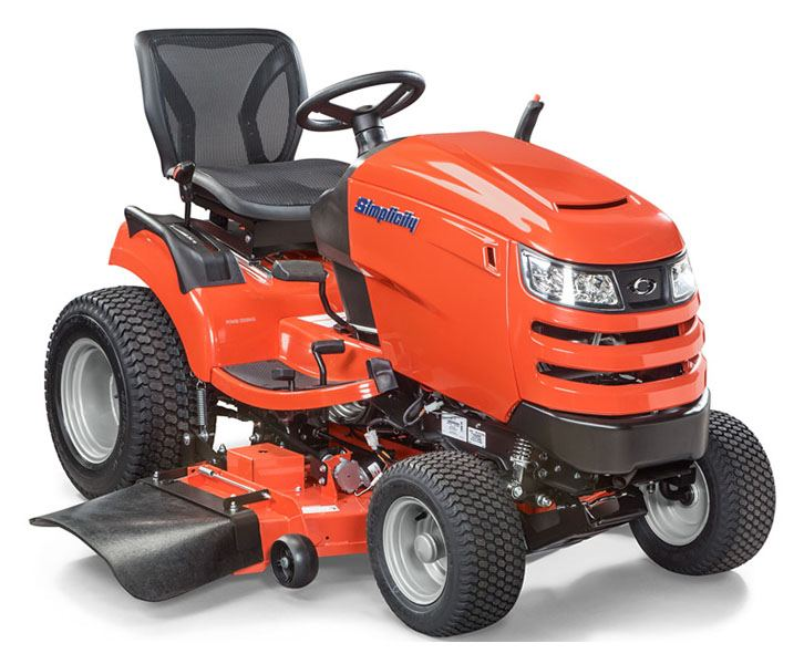2020 Simplicity Conquest 52 in. Briggs & Stratton 25 hp in Rice Lake, Wisconsin - Photo 1