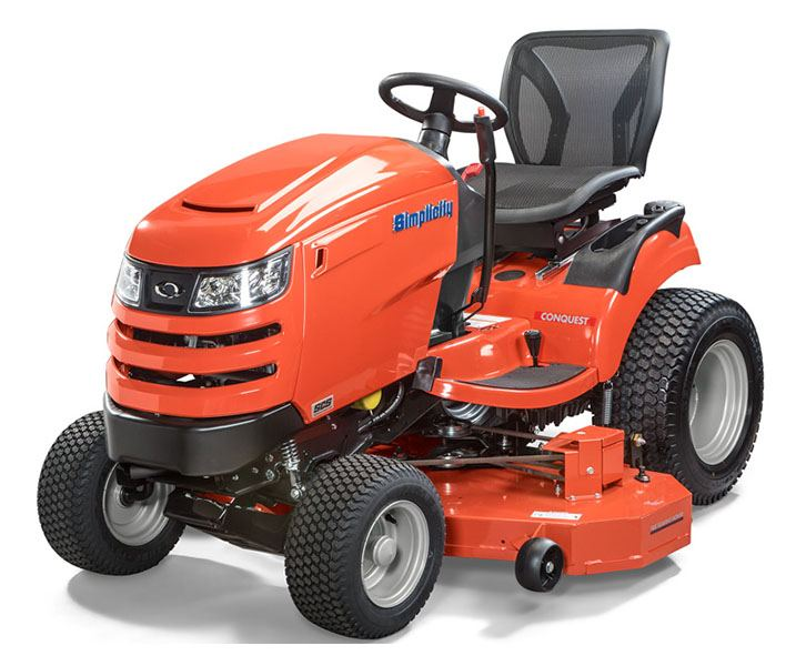 2020 Simplicity Conquest 52 in. Briggs & Stratton 25 hp in Battle Creek, Michigan - Photo 2