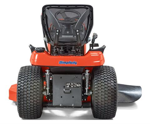 2020 Simplicity Conquest 52 in. Briggs & Stratton 25 hp in Battle Creek, Michigan - Photo 4