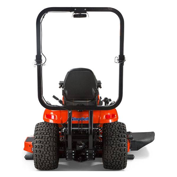 New 2020 Simplicity Legacy Xl Vanguard 33 Hp 4wd W 540 Rear Pto Lawn Mowers Riding In Beaver Dam Wi Stock Number