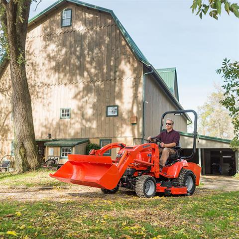 2020 Simplicity Legacy XL Vanguard 33 hp 4WD w/ 540 Rear PTO in Rice Lake, Wisconsin - Photo 3