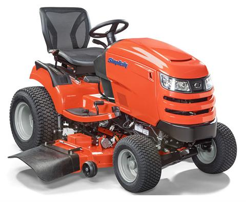 2020 Simplicity Prestige 50 in. Briggs & Stratton w/ EFI 27 hp in Battle Creek, Michigan - Photo 1