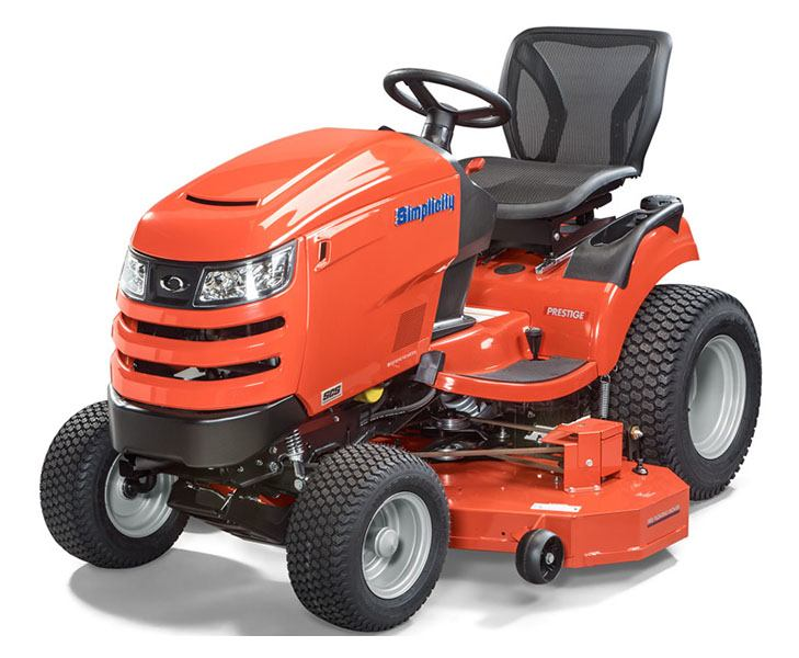 2020 Simplicity Prestige 50 in. Briggs & Stratton w/ EFI 27 hp in Battle Creek, Michigan - Photo 2