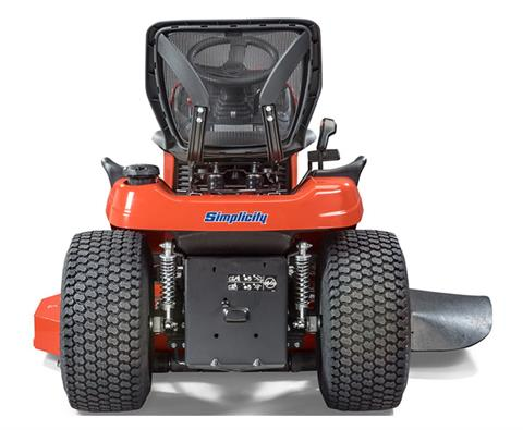 2020 Simplicity Prestige 50 in. Briggs & Stratton w/ EFM 27 hp in Westfield, Wisconsin - Photo 4