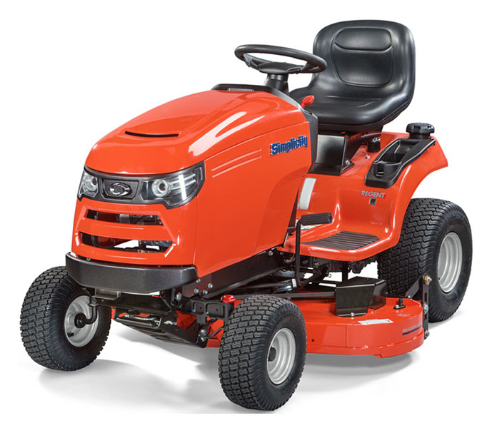 2020 Simplicity Regent 42 in. Briggs & Stratton 23 hp in Lafayette, Indiana - Photo 2