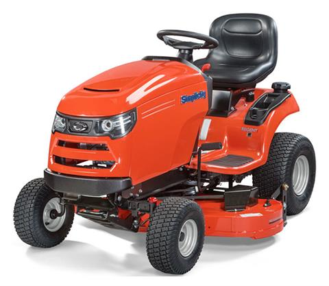 2020 Simplicity Regent 44 in. Briggs & Stratton 25 hp in Lafayette, Indiana - Photo 2
