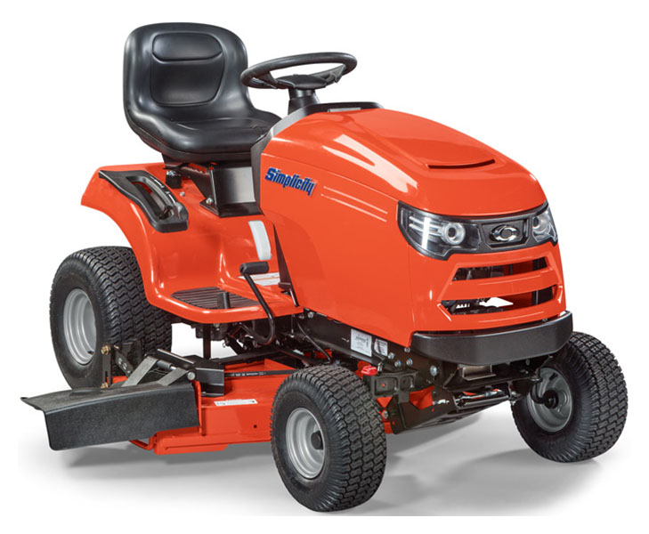 2020 Simplicity Regent 48 in. Briggs & Stratton 25 hp in Rice Lake, Wisconsin - Photo 1