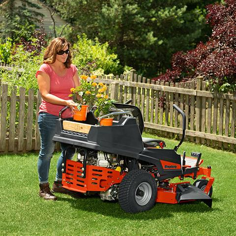 2020 Simplicity Courier 36 in. Briggs & Stratton 23 hp in Lafayette, Indiana - Photo 7