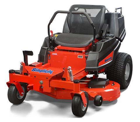 2020 Simplicity Courier 42 in. Briggs & Stratton 23 hp in Lafayette, Indiana - Photo 2