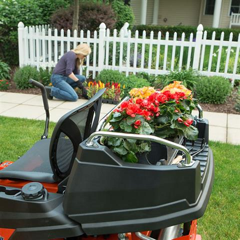 2020 Simplicity Courier 42 in. Briggs & Stratton 23 hp in Lafayette, Indiana - Photo 6