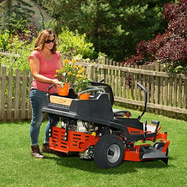 2020 Simplicity Courier 42 in. Briggs & Stratton 23 hp in Lafayette, Indiana - Photo 7
