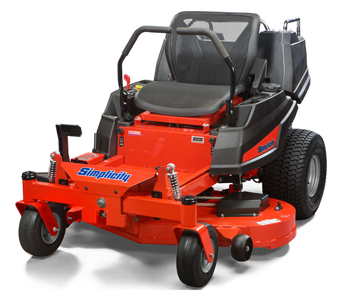 2020 Simplicity Courier 44 in. Briggs & Stratton 23 hp in Battle Creek, Michigan - Photo 2