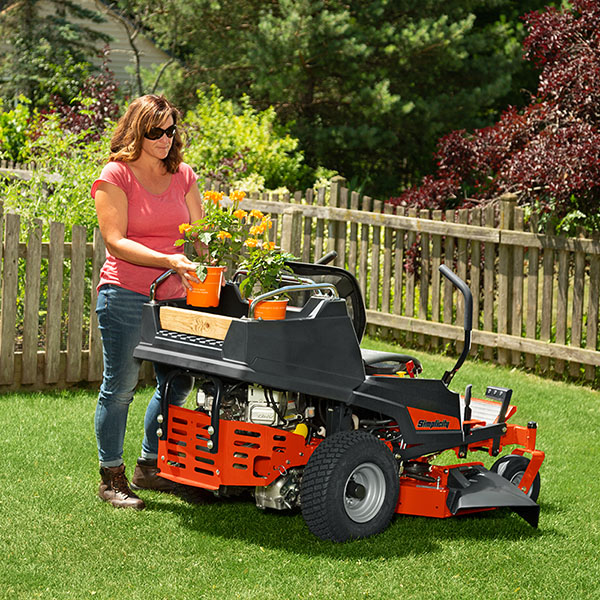 2020 Simplicity Courier 44 in. Briggs & Stratton 23 hp in Westfield, Wisconsin - Photo 7