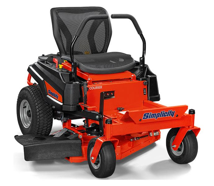 2020 Simplicity Courier 52 in. Briggs & Stratton 25 hp in Beaver Dam, Wisconsin - Photo 3