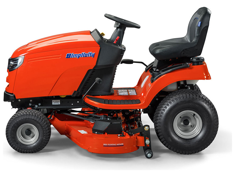 2021 Simplicity Regent 48 in. B&S Professional Series 25 hp RS in Lafayette, Indiana - Photo 3