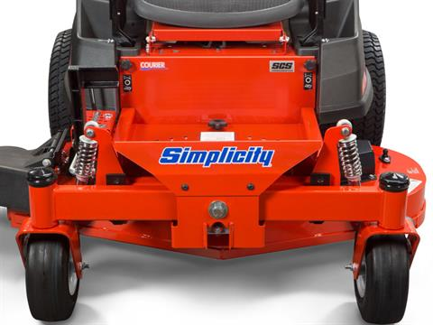 2021 Simplicity Courier 48 in. B&S Professional Series 23 hp in Westfield, Wisconsin - Photo 3