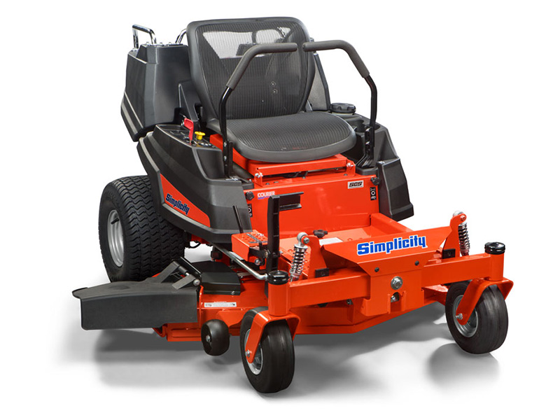 2021 Simplicity Courier 52 in. B&S Professional Series 25 hp in Rice Lake, Wisconsin - Photo 1