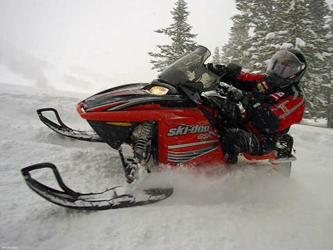2006 Ski-Doo GSX Fan 380 in Unity, Maine - Photo 2