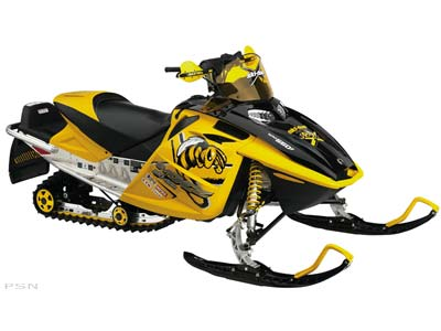 2006 Ski-Doo MX Z Fan 380 for sale 23061