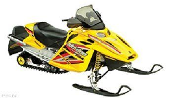 2006 Ski-Doo MX Z Trail 500SS RER in Munising, Michigan