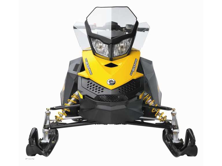 2008 Ski-Doo MX Z Adrenaline 600 H.O. SDI 4