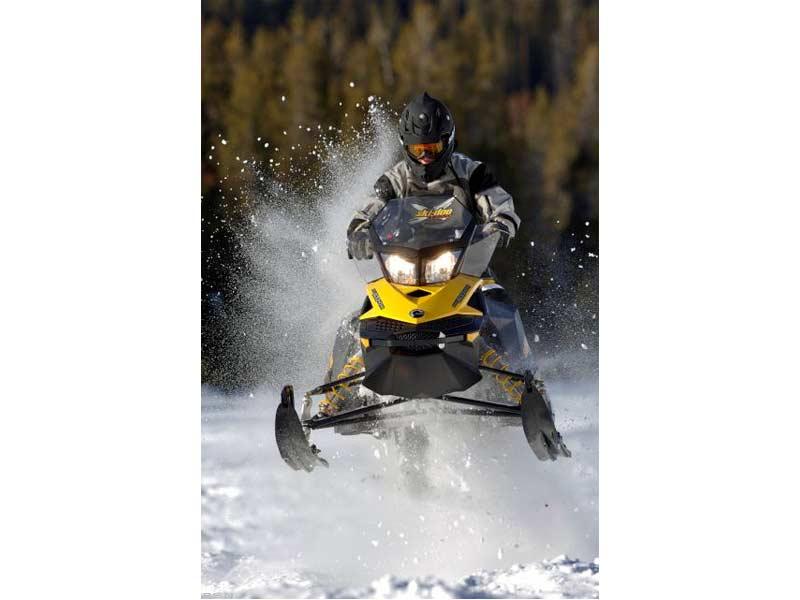 2008 Ski-Doo MX Z Adrenaline 600 H.O. SDI 7