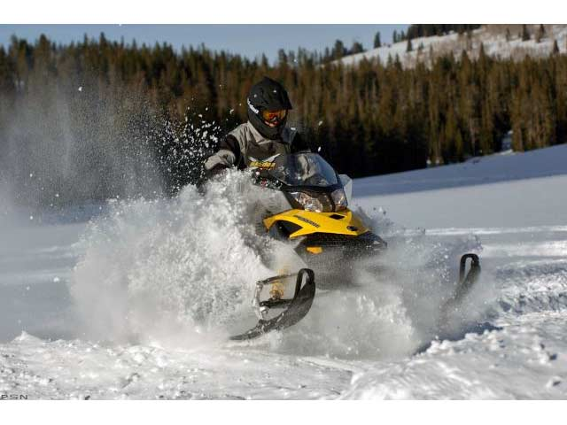 2008 Ski-Doo MX Z Adrenaline 600 H.O. SDI 8