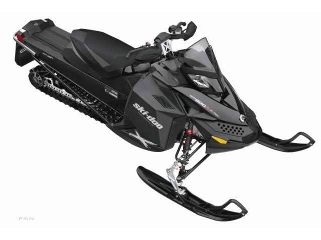 2011 Renegade X E-TEC 800R ES