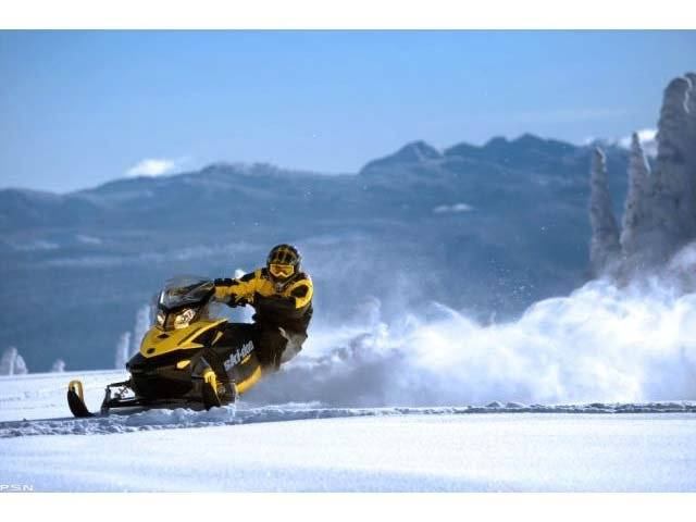 2012 Ski-Doo MX Z® TNT™ E-TEC® 800R ES in Huron, Ohio