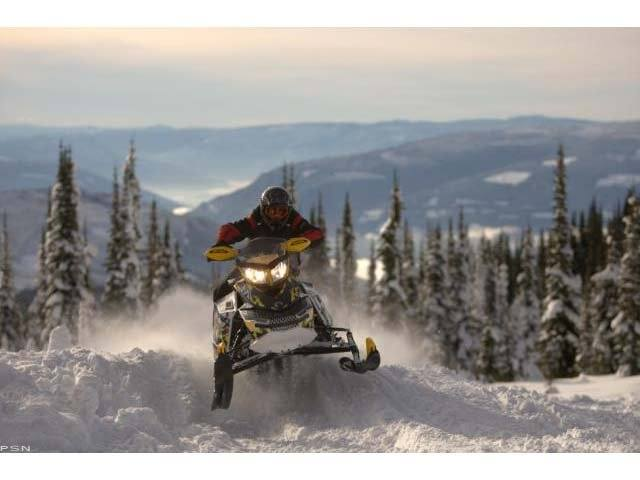 2012 Ski-Doo MX Z® X® E-TEC® 600 H.O. Ice Ripper XT in Weedsport, New York